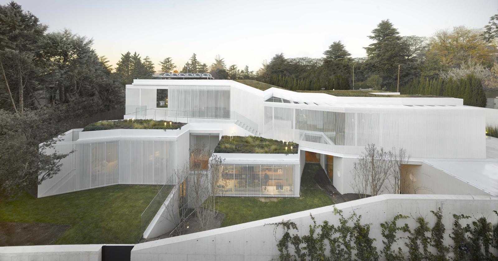 Casas de ensue o la vivienda del futuro est en madrid - Casas de ensueno ...