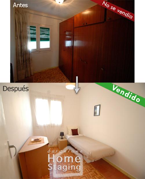 Si quieres vender la casa mejor quita los muebles y deja - Barcelona home staging ...