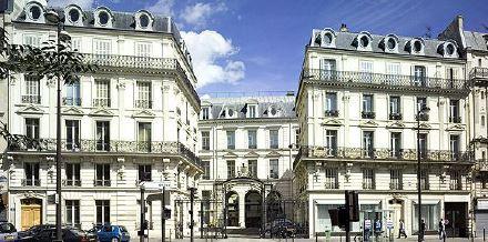 el nuevo edificio de SFL en la rue Condorcet en el distrito 9 de París