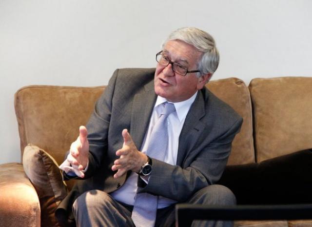 josé manuel galindo, ex presidente de Asprima