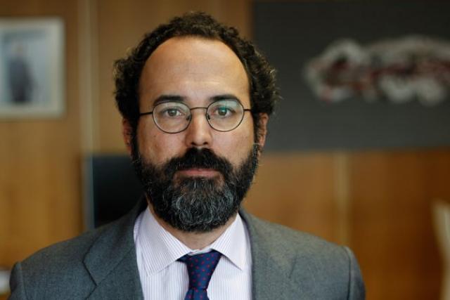 Miguel Temboury,  subsecretario de Estado del Ministerio de Economía