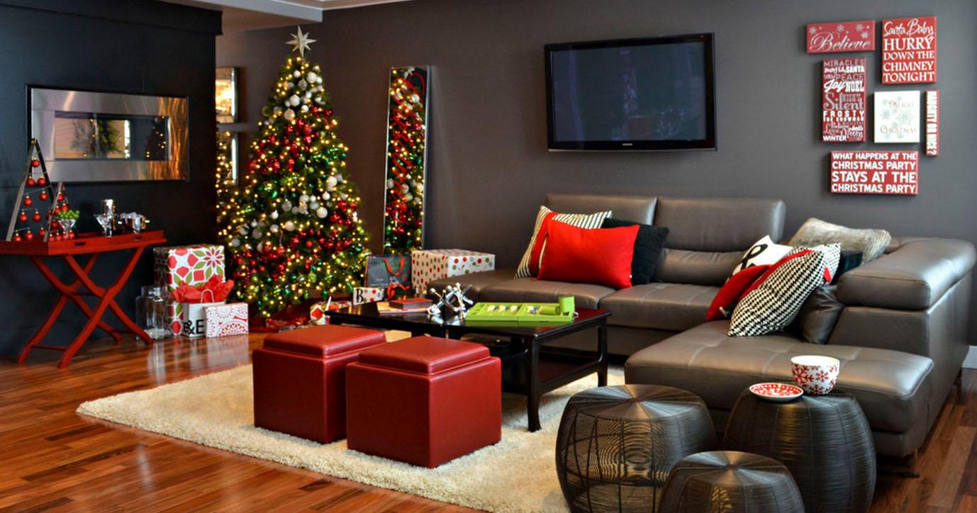 Tradici n vs originalidad ideas para decorar el rbol de for Decoracion hogar navidad 2014