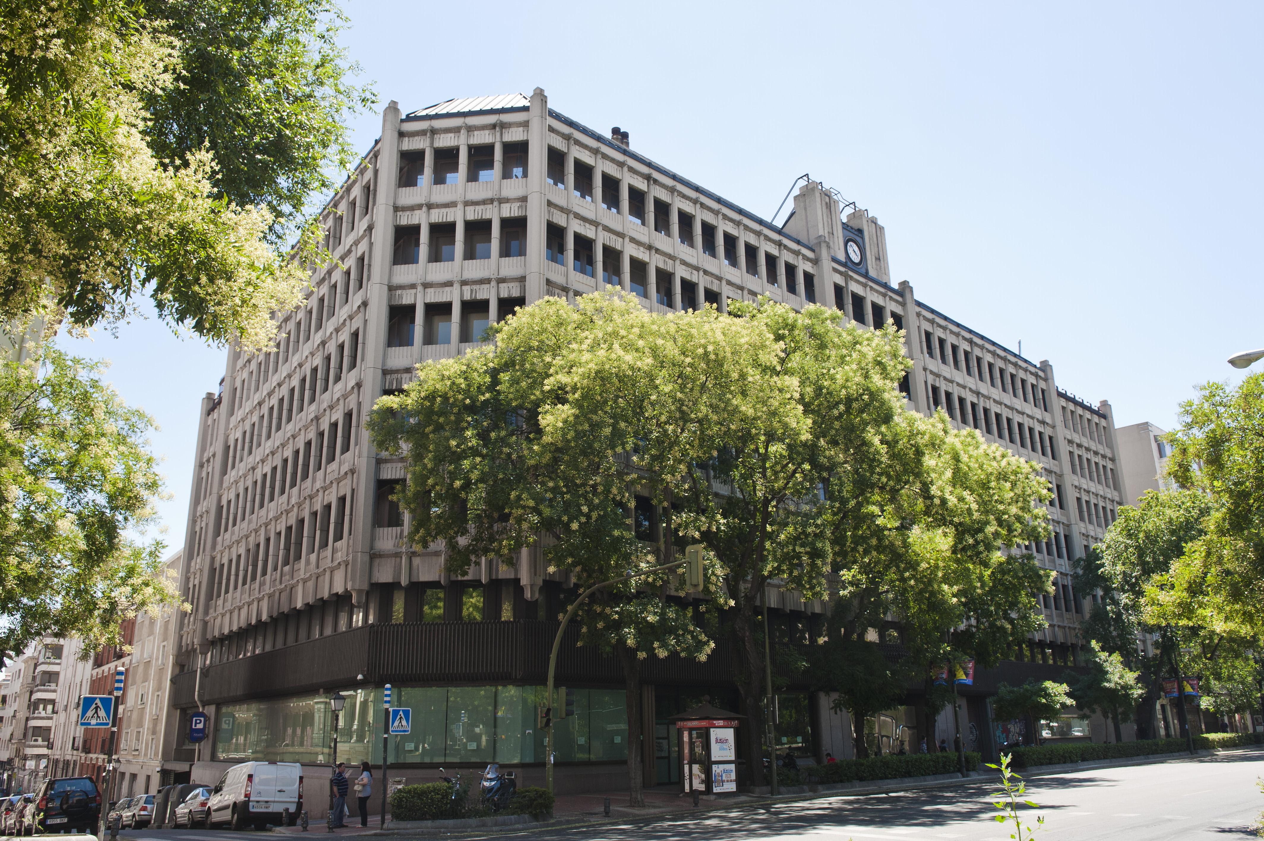 oficinas de altadis en la calle eloy gonzalo (madrid)