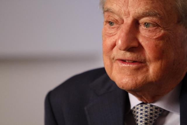 el magnate George Soros, accionista de Hispania