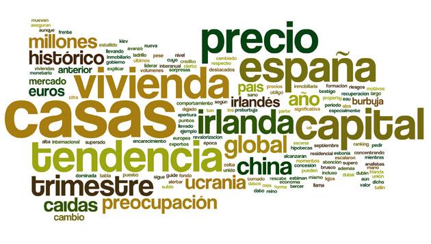 La vivienda en el mundo: Ucrania releva a España en las caídas de precios e Irlanda, entre los más sube