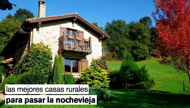 15 casas rurales de lujo en las que brindar y recibir el - Casas rurales lujo espana ...