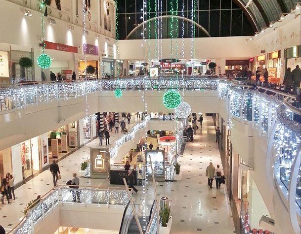 centro comercial Diagonal Mar (Barcelona). Fuente: instagram