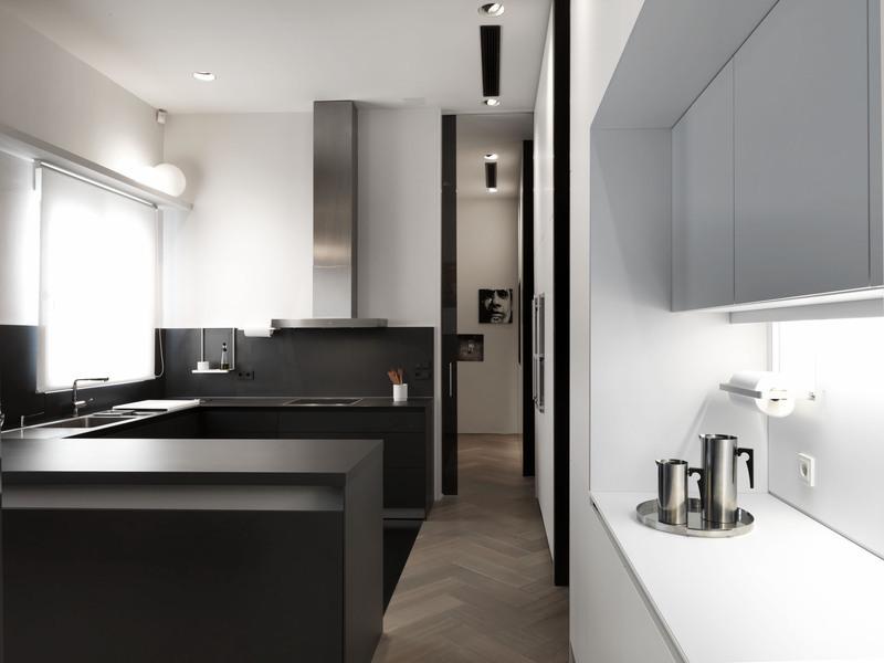 10 cocinas modernas con estilo en casas a la venta for Cocinas modernas valencia