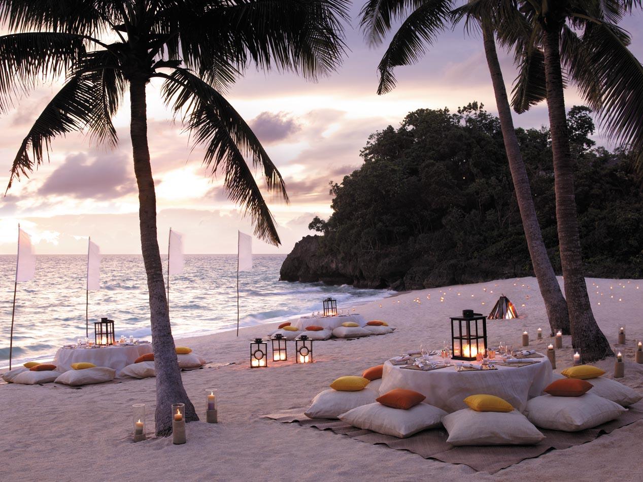 Hoteles con encanto un para so perdido en una isla de for Hoteles en islas privadas