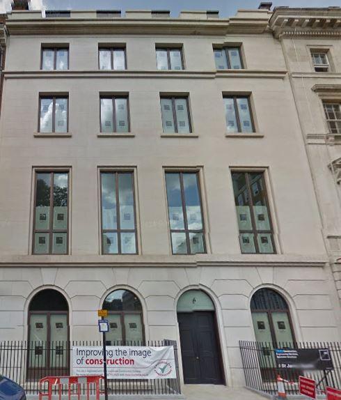Amancio ortega compra el edificio de la cadena ser en la for Oficinas solvia madrid
