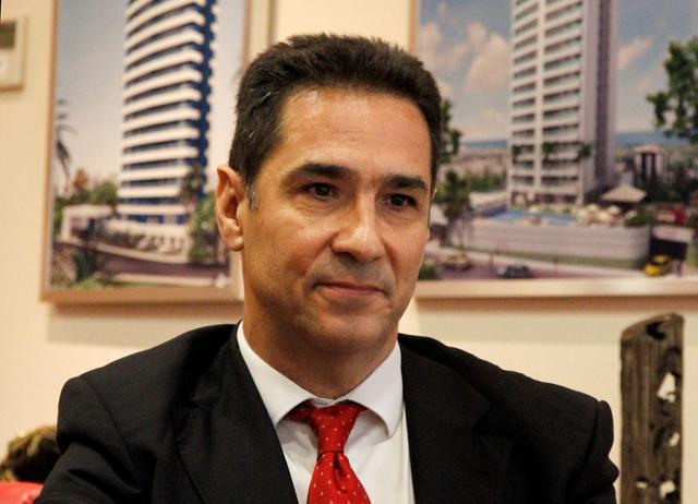 juan antonio gómez-pintado, presidente de vía célere (fuente: Idealista News)