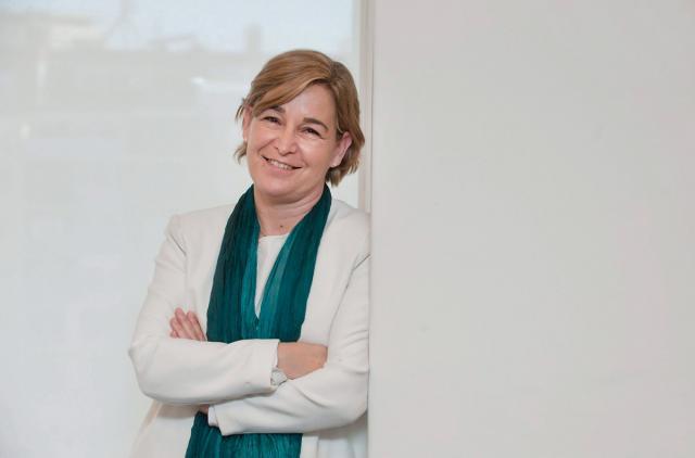 la ex presidenta de Sareb, Belén Romana