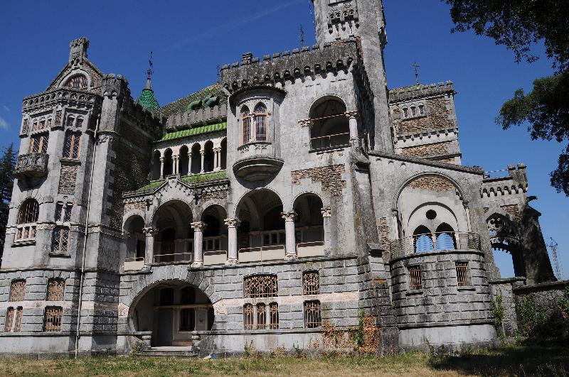 Castelo da Dona Chica – Braga