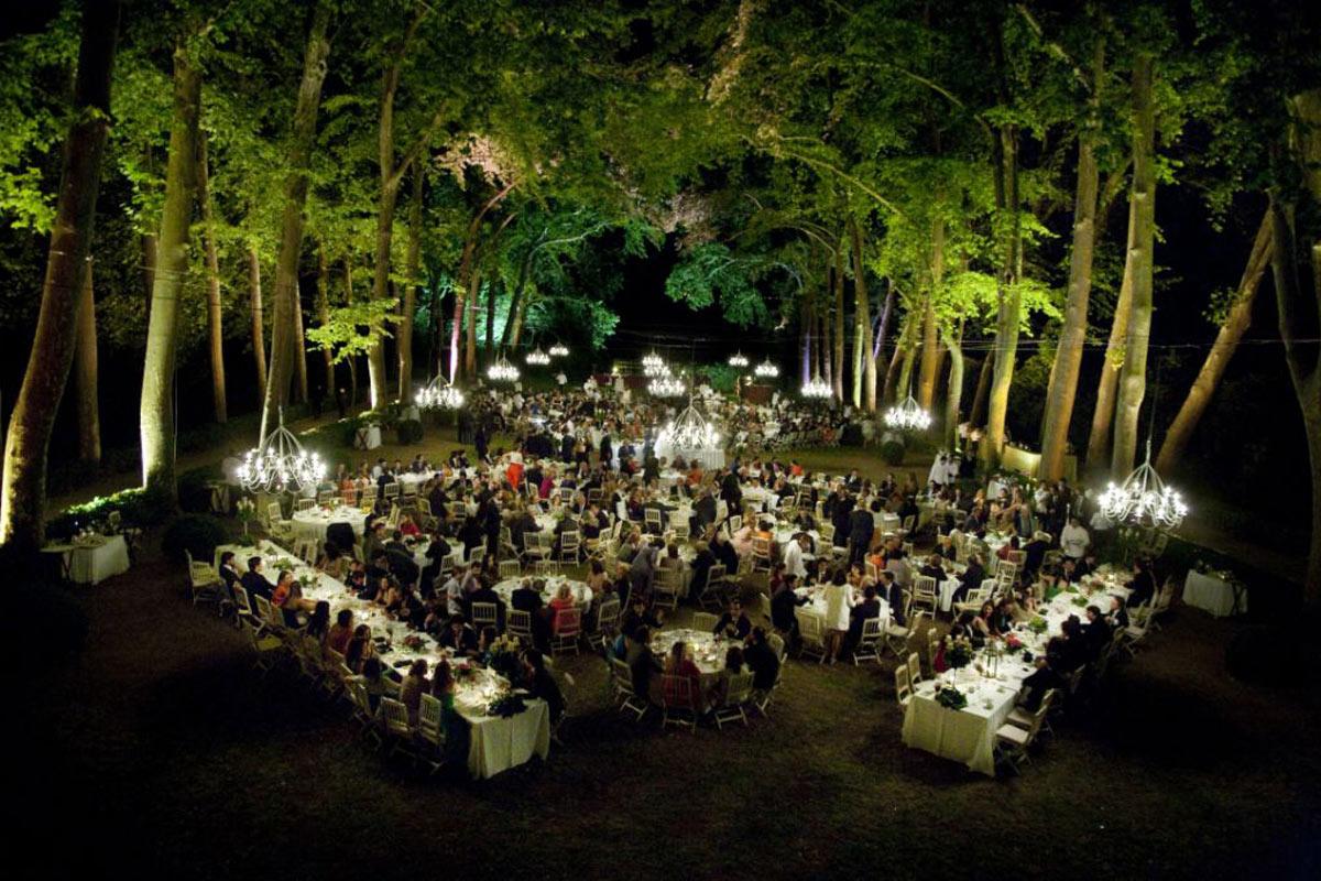 10 lugares nicos para casarse en espa a fotos - Noche en los jardines de espana ...