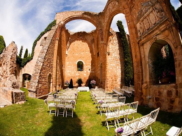 10 lugares nicos para casarse en espa a fotos for Casarse en madrid
