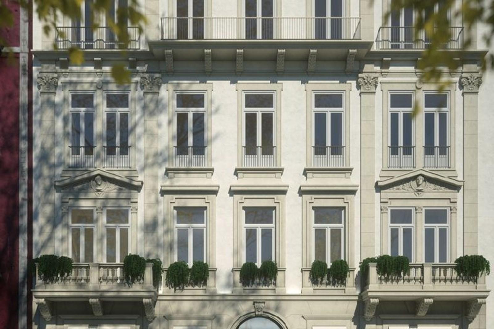 Cristiano ronaldo se compra un apartamento de lujo en el - Casa de cr7 en madrid ...