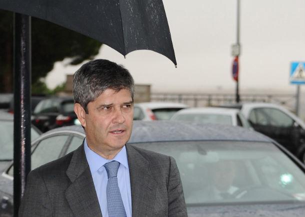 Fernando Martín, presidente de Martinsa Fadesa