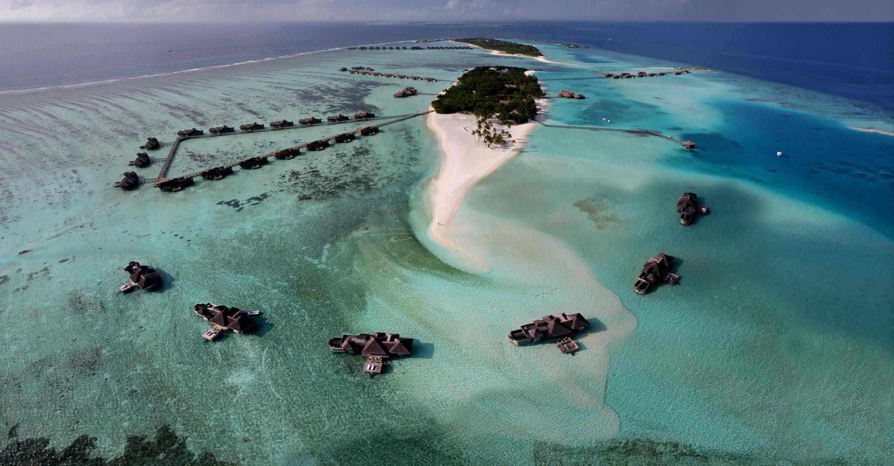 Hoteles con encanto el mejor hotel del mundo est en las for Los mejores hoteles de maldivas