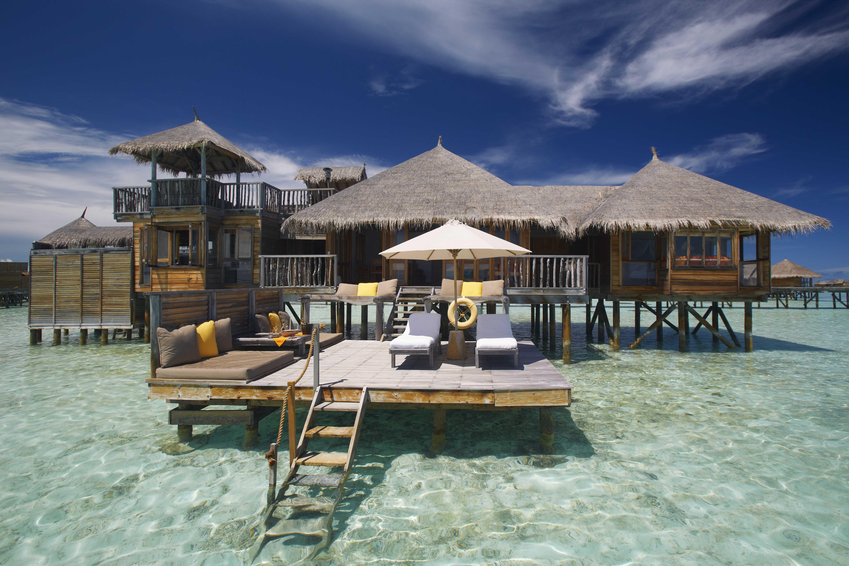 Hoteles con encanto el mejor hotel del mundo est en las for El mejor hotel de islas maldivas
