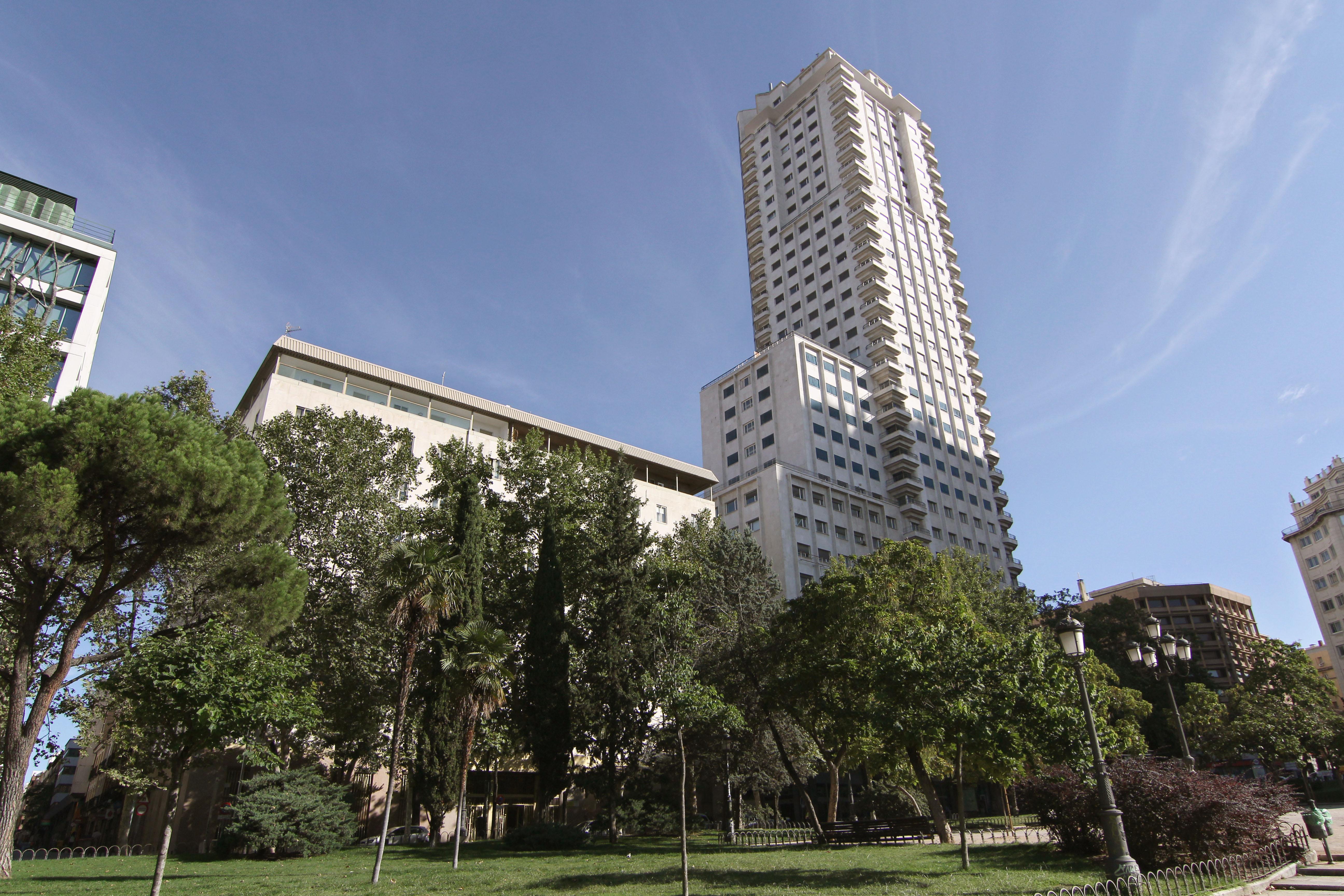 Torre Madrid (fuente: idealista news / luis manzano)