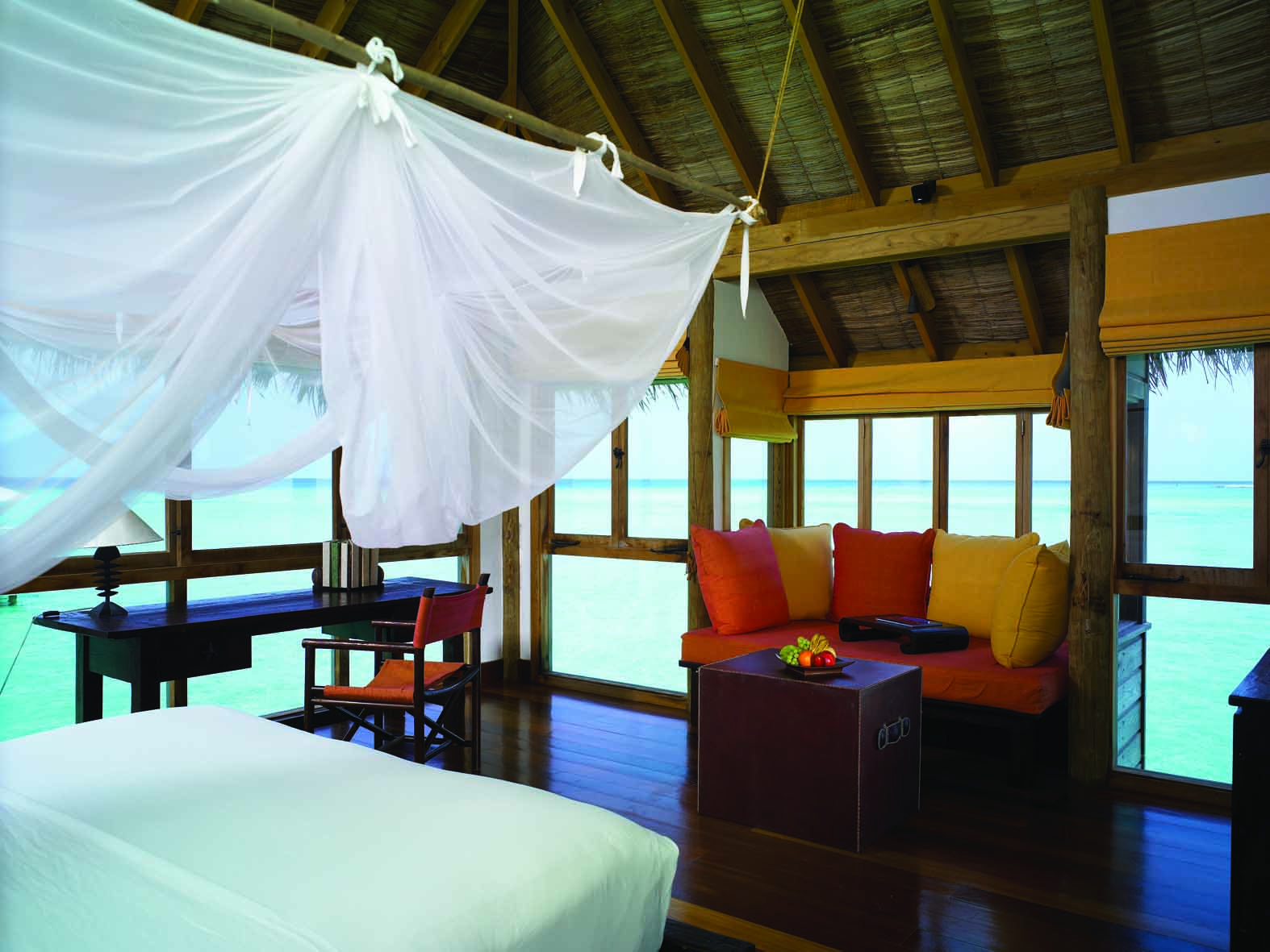 Hoteles con encanto el mejor hotel del mundo est en las for Hoteles super lujo maldivas