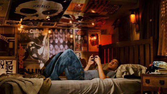 c243mo hollywood ha dise241ado el dormitorio de los