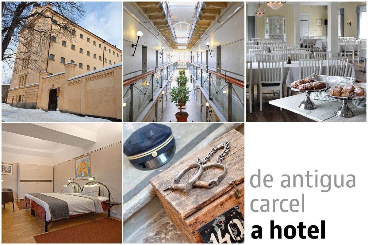 Hoteles con encanto cuando estar entre rejas es un lujo - Aparthotel con encanto ...