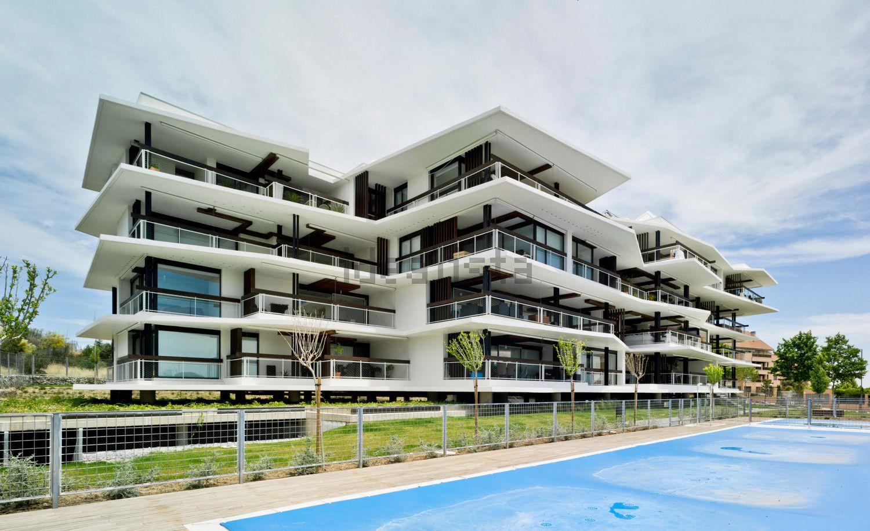 As es el mejor edificio de viviendas construido en 2014 for Viviendas lujo madrid