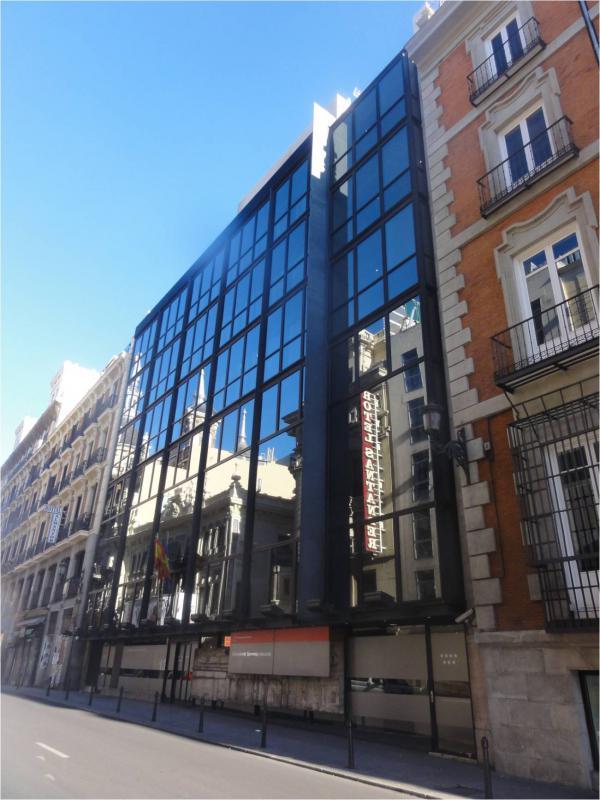 Edificios comunidad de madrid idealista news - Idealista oficinas madrid ...