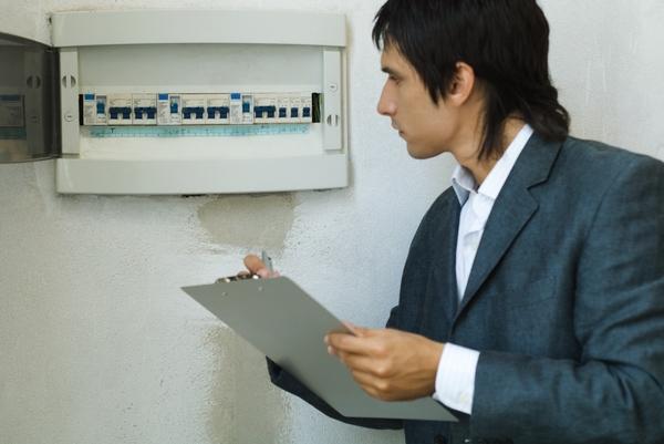 Inspección del consumo eléctrico