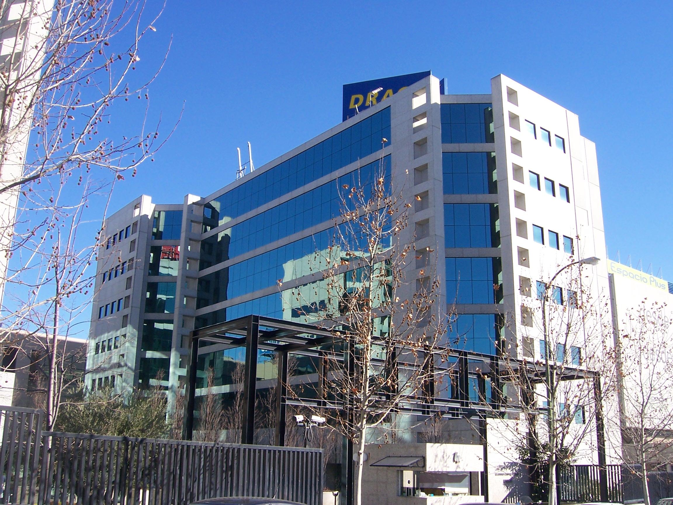 Nueva sede de Liberbank en Madrid