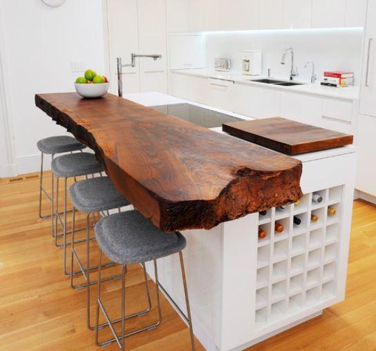 Ideas de decoración: 10 cocinas con toques de color de las que te ...