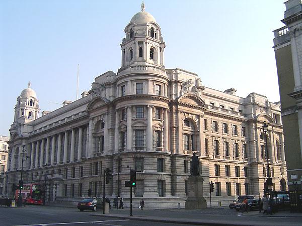 Ministerio de Guerra de Reino Unido