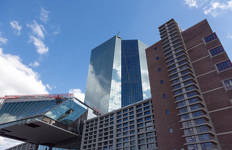 Nueva sede del BCE