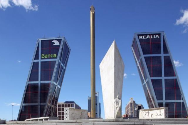 Sede de Realia en Madrid