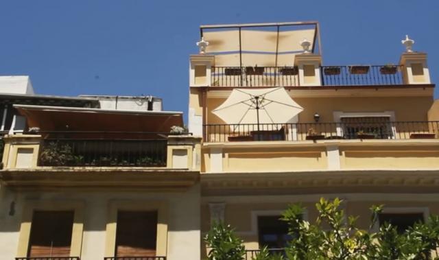 Un piso turístico en Andalucía