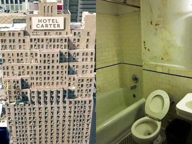 """Conoce el hotel más asqueroso de EEUU, """"donde los bichos te dan la bienvenida en recepción"""""""