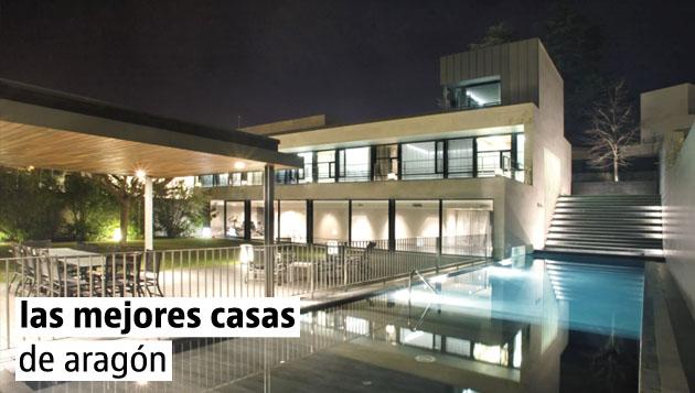 Las casas más caras de Aragón