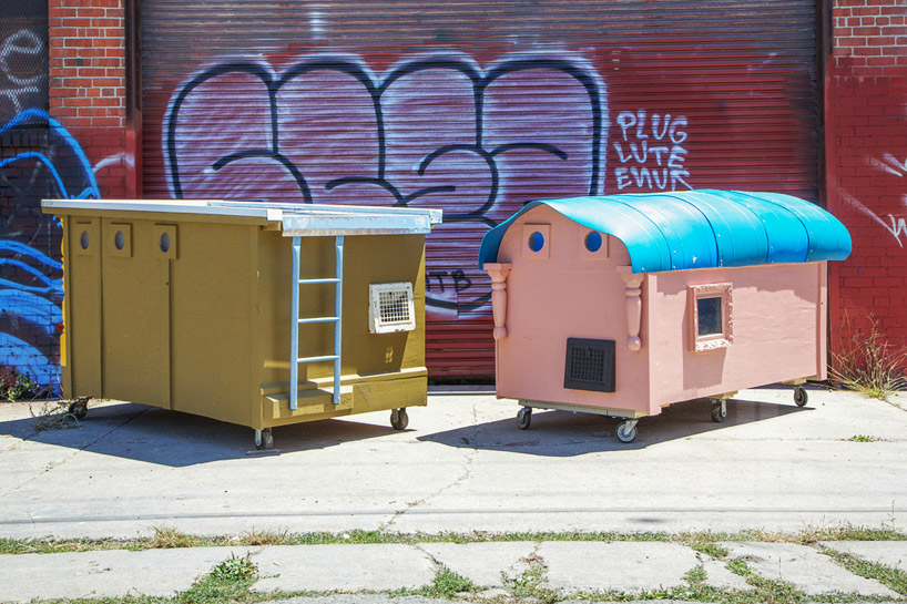 Homeless Homes Project