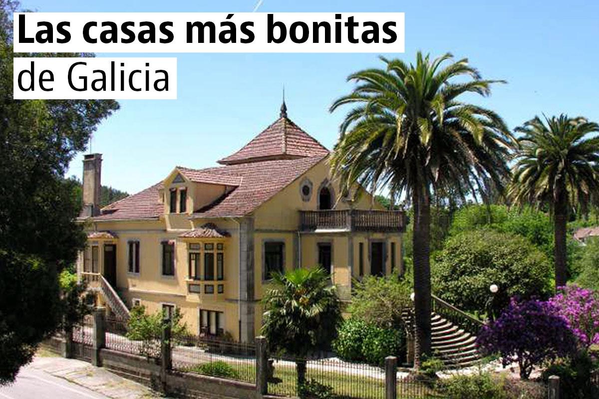 Las casas más bonitas de Galicia