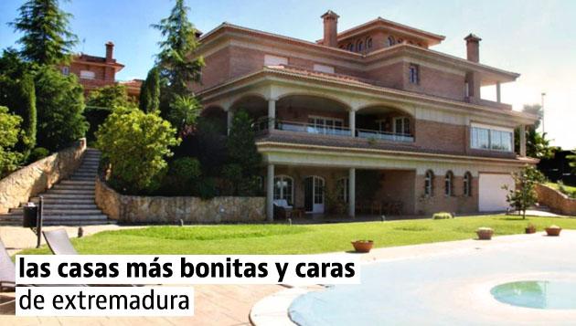 Las casas más caras de Extremadura