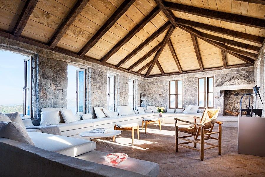10 espectaculares ejemplos de c mo mezclar edificios - Reformar una casa antigua ...