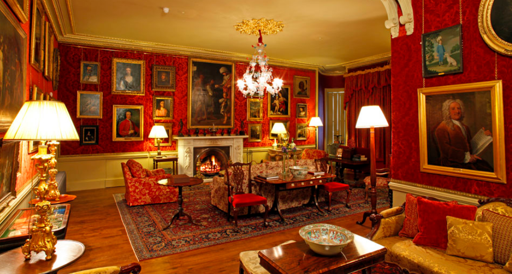 Hoteles con encanto un castillo rodeado de naturaleza - Hoteles con encanto en londres ...