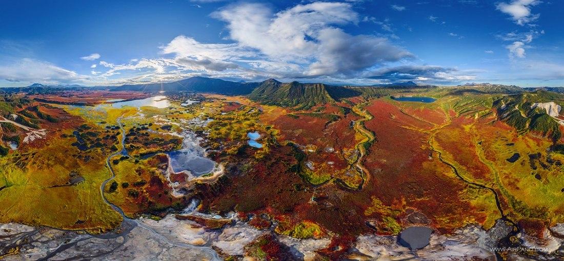 Kamchatka. Autor: AirPano