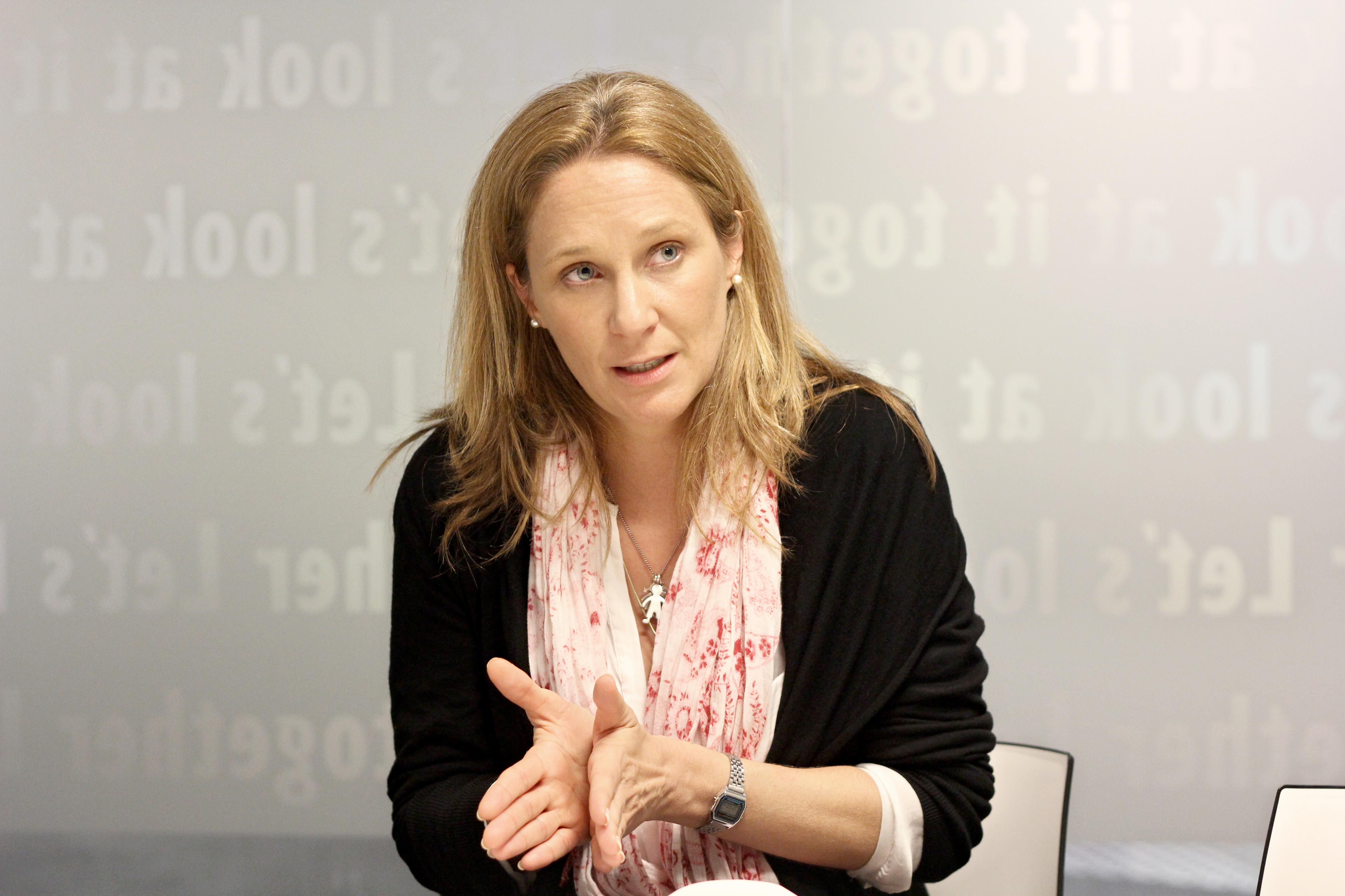 Marta Esteves, directora de Research de Cushman & Wakefield. Autor: Luis Manzano
