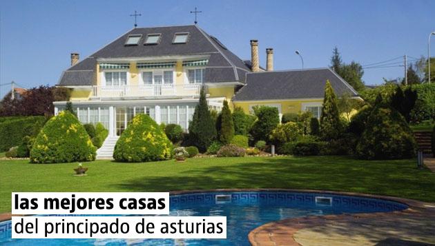 Las casas más caras del Principado de Asturias