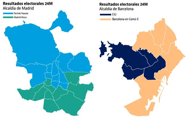 Las constructoras pierden millones en bolsa tras los for Resultados electorales mir