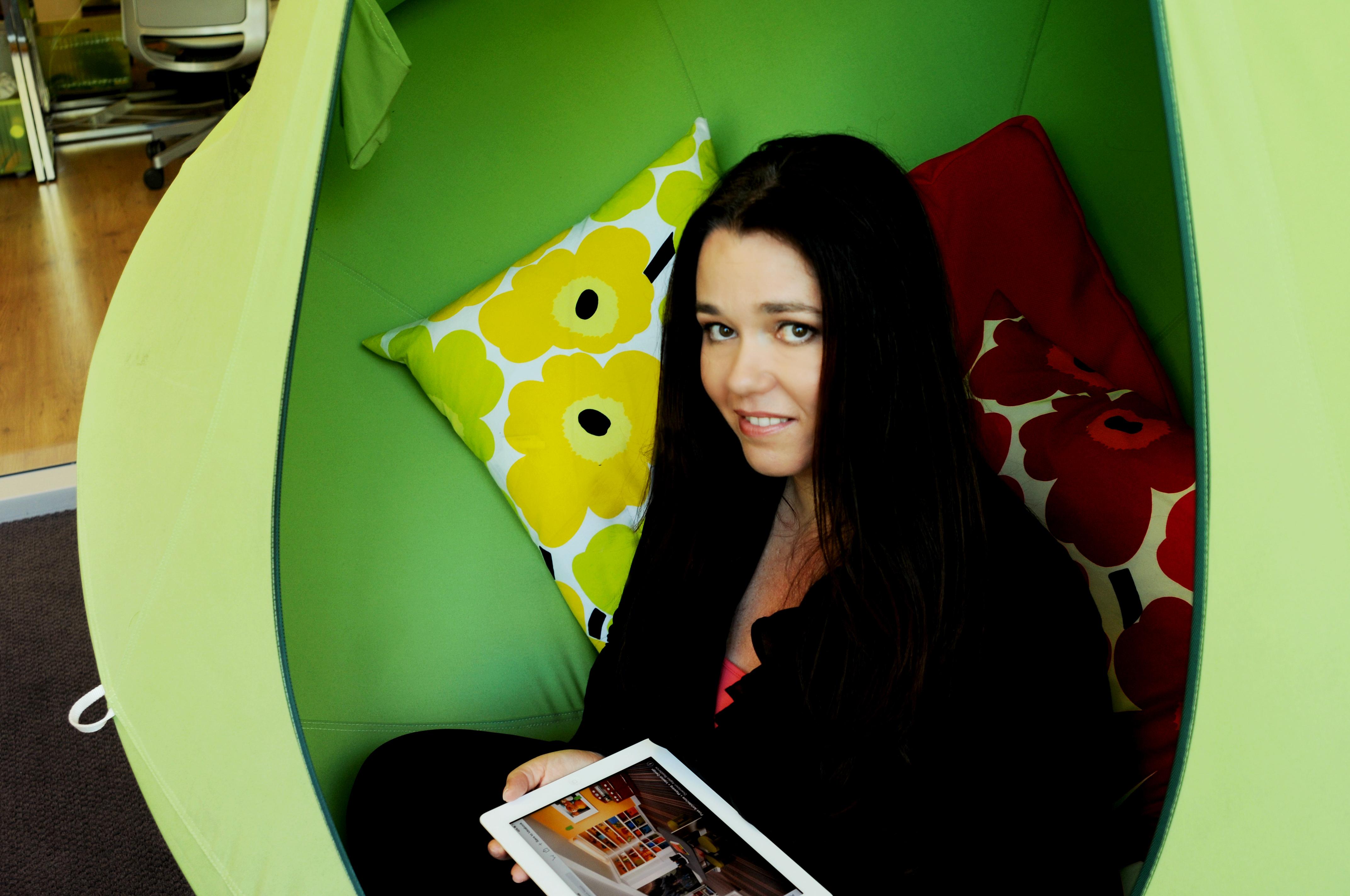 """Adi Tatarko, fundadora de Houzz: """"Decorar tu casa debería ser divertido, no una pesadilla"""""""