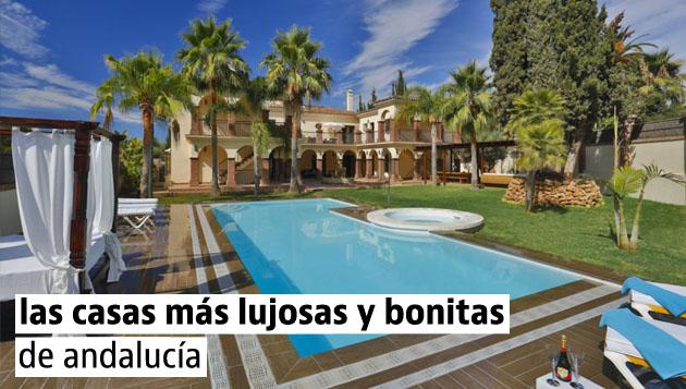 Las casas más caras de Andalucía