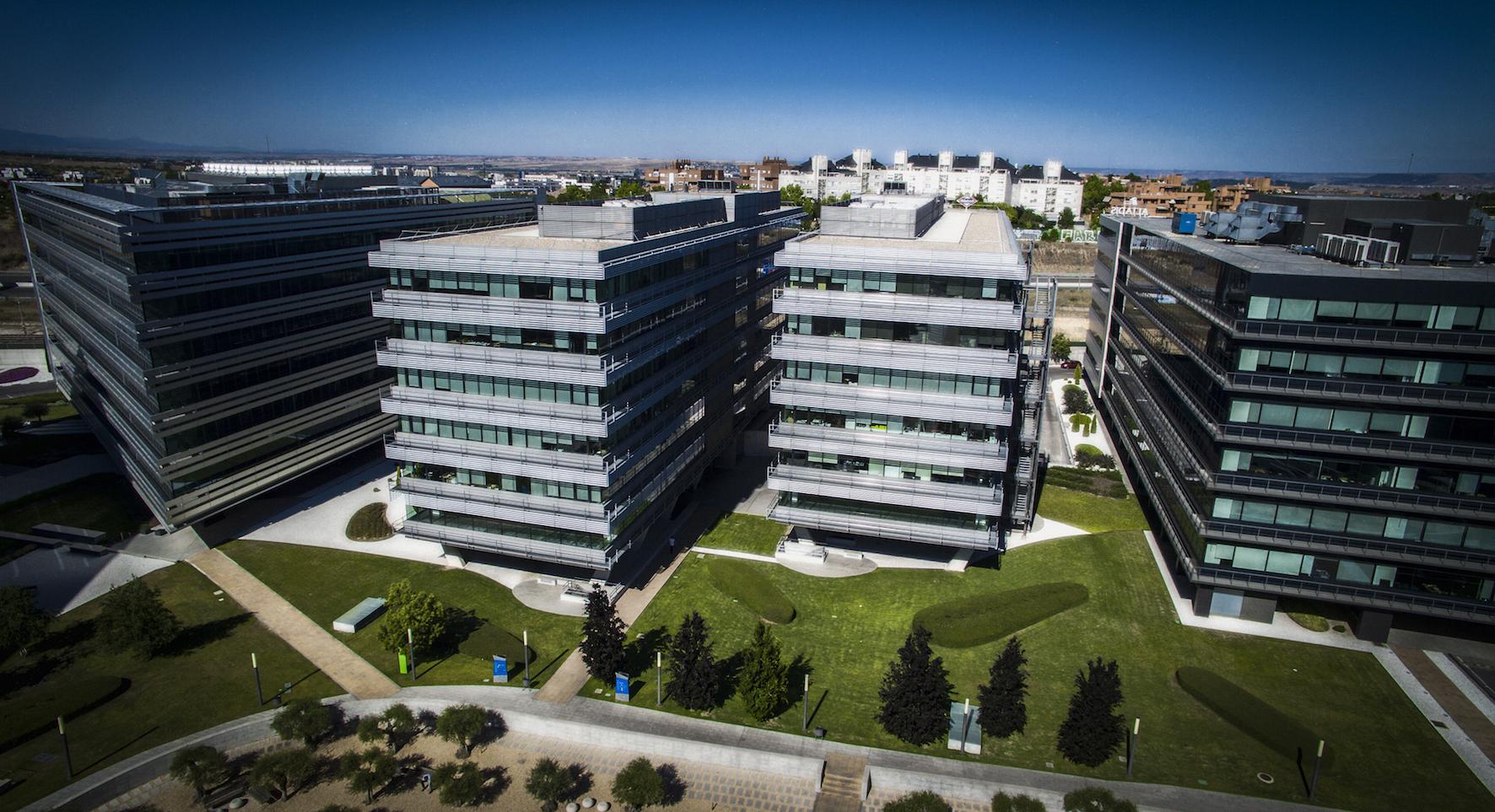 La socimi axiare compra dos edificios de oficinas en madrid por 49 millones idealista news - Idealista oficinas madrid ...